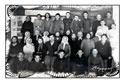 Классный руководитель Кушаков С.М. среди учащихся 5-б класса (1947-48 учебный год, осень)