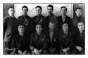 На встрече ветеранов Великой Отечественной войны с учителями Исменецкой ср.школы (23 февраля 1972 г.)