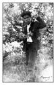 Кушаков С.М. в дер.Б.-Иркино (лето 1939 г.)