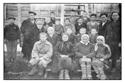 Кушаков С.М. среди учителей и учащихся Исменецкой школы в 1947-48 уч.году